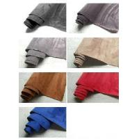 Wholesale Adhesive Suede from china suppliers