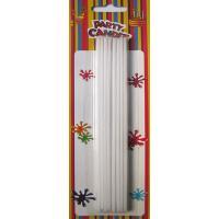 Quality White Birthday Cake Candles (YFC0022) for sale