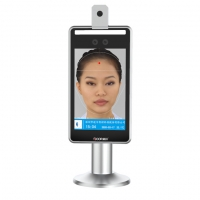 Wholesale Temp Measuring Binocular Camera Face Recognition Terminal from china suppliers