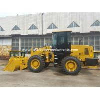 Quality Sinomtp Lg936 Wheel Loader 3 Tons With Weichai Deutz Engine And Black Cabin for sale