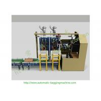 China Sanhe PMT Valve Bag Automatic Packing & Palletizing Line for Granule And Powder Material for sale
