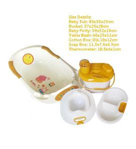 China Baby bath tub suit, music baby bathtub GBS-009 on sale