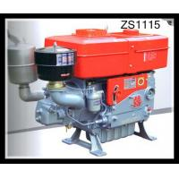 Wholesale Single Cylinder Water Cooled Diesel Engine 2200 r/min Speed from china suppliers
