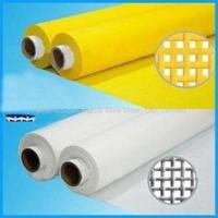 China 77T 195 mesh polyester screen printing mesh used for filtration supplier in china on sale