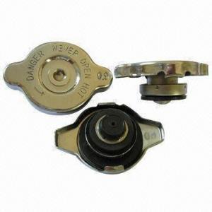 China Radiator Caps with 0.9 to 1.1kpa Pressure on sale