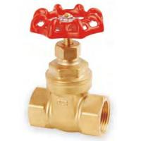 """Best Threaded 175Psi 1/2"""" OS & Y Brass Gate Valve For Oil / Gas / Water wholesale"""