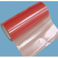 Wholesale Tesa 4965 Equivalent Transparent Double Sided PET Adhesive Tape with Red PE Release Liner from china suppliers