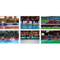 Wholesale Sport Perimeter LED Displays,High Brightness IP65 Stadium Perimeter LED Display P16 1R1G1B from china suppliers