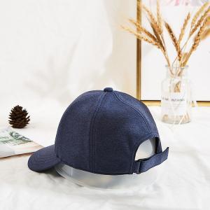 Wholesale Custom Fabric Baseball Cap Hats Custom MM Logo Hats Baseball Cap from china suppliers