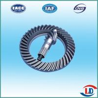 Buy cheap Crown wheel and pinion from wholesalers