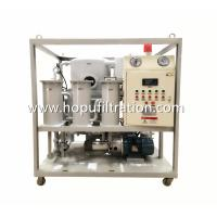 Wholesale Frame Double Stage Vacuum Transformer Oil filtration plant, Dielectric Mineral Insulation Oil Dehydration factory from china suppliers