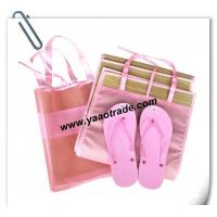 Wholesale Straw Beach Mat Set from china suppliers