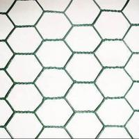 Wholesale Pvc hexagonal wire netting oxidation - resisting for window , gardens from china suppliers