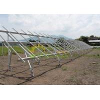Wholesale Static Reliability Solar Pv Mounting Structure 12 Years Duration from china suppliers