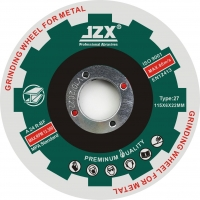 """Wholesale T27-4-1/2""""X1/4X7/8 Corundum Abrasive Grinding Wheel from china suppliers"""
