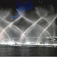 Wholesale Ballet Wave Water Fountain (HPC-BL003) from china suppliers