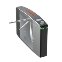 Wholesale Motor Driving Waist High 3 Arm Tripod Turnstile Gate from china suppliers