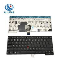 Wholesale Lenovo Laptop Keyboard L450 T440S T450S T440 E431 T431S E440 L440 T450 E455 Black US Layout from china suppliers
