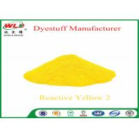 Wholesale Synthetic Organic Dyes Reactive Brill Yellow K-6G C I Reactive Yellow 2 100% Purity from china suppliers