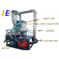 Wholesale High Speed Vibrating Sieve PVC Pulverizer Machine Mesh / Micron Size Available from china suppliers