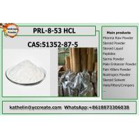 Wholesale PRL-8-53 HCL Pharma Raw Powder Smart Drugs Nootropics For Memory CAS 51352-87-5 from china suppliers