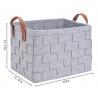 home felt storage basket for sale