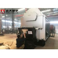Wholesale 8 Ton Fuel Feeding Coal Fired Steam Boiler , Coal Burning Boiler 2 Years Warranty from china suppliers