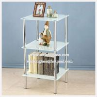 Wholesale Clear Frosted Tempered/Toughened Glass for Decoration/Dining Room/Study Room/Furniture from china suppliers