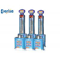 Wholesale Adjustable Punching Ball Machine , Original Arcade Machines With  Big Electronic Display from china suppliers