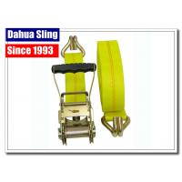 Wholesale 2'' Atv Recovery Strap Accessories , Tie Down Strap Buckle Parts With Ratchet from china suppliers