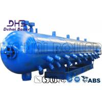 China High Pressure Heat Recovery Boiler Steam Drum Compact Structure Easy Installtion for sale