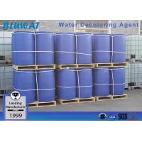 China Flocculating Chemical Water Decoloring Agent For Dye Textile Effluent Dye Water Treatment on sale