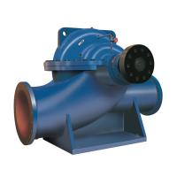 Wholesale Split Casing Industrial Centrifugal Pumps Double Suction Impeller Horizontal Engine from china suppliers