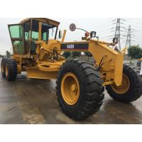 Wholesale Used Motor grader CAT 140G with ripper & blade for sale, Shanghai, China from china suppliers