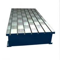 Wholesale Professional  T Slotted Floor Plate Customized Size   Stable Performance from china suppliers