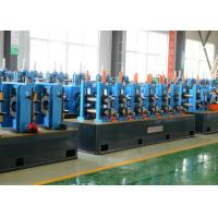Wholesale High Speed Steel Pipe Production Line For Carbon Furniture Tubes 21 - 63mm Pipe Dia from china suppliers