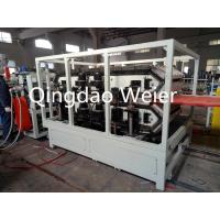 Best Heat Insulation WPC Extrusion Line Pvc Glazed Wave Roof Production Line wholesale