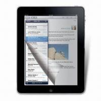 Wholesale Screen Protector for Apple iPad, Improves Clarity and Readability from china suppliers