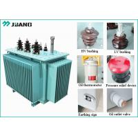 Quality 1.25KW 80KVA Oil Immersed High Voltage Power Transformers For Mining for sale