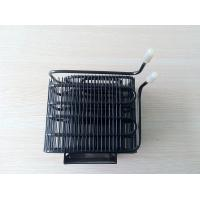 China Black Color Bundy Tube Freezer Condenser For Various Domestic Refrigerator on sale