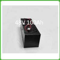 Wholesale wholesale lifepo4 48v lithium ion battery pack 48v 100ah golf cart batteries from china suppliers