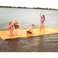 Wholesale Walk On Inflatable Large Floating Mat For Lake / Swimming Poor Multi Size Available from china suppliers