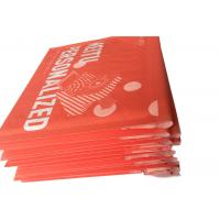 Wholesale Red Custom Printed Kraft Bubble Mailer , Mailing Bubble  Envelopes from china suppliers