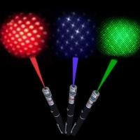 China Aluminum 2in1 5mw Laser Pointer Pen For Forensics / Illumination / Alignment on sale