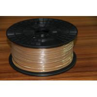 Wholesale Gold 3mm PLA Filament 3D Printing / 3D Printer PLA Filament from china suppliers