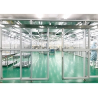 Wholesale Class 1000 SUS 304 Frame Modular Clean Room / Softwall Clean Room Facility from china suppliers