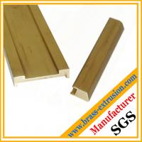 Wholesale copper extrusion bar section for electrical products from china suppliers