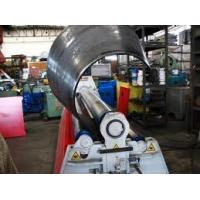 Heavy Duty Plate Bending Rolls With Numerical Control , Steel Plate Rolling