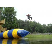 Wholesale Rent Wonderful Water Blob Jumping Pillow For Inflatable Water Games from china suppliers