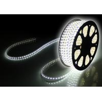 Wholesale 220V SMD High Voltage LED Strip 60 Leds / M IP67 Rating Waterproof from china suppliers